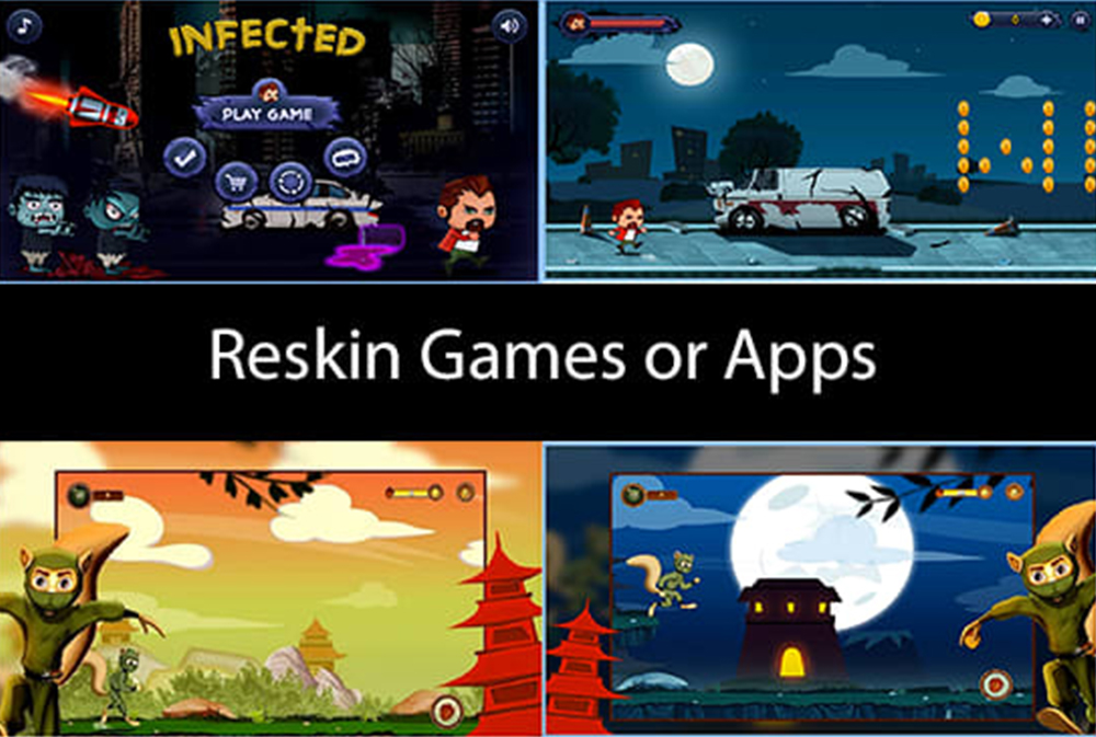 I Will Develop And Reskin Unity 3d Games And Android Apps