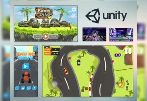 I Will Develop, Modify, Reskin, Assets Integrate Unity 2d,3d Games