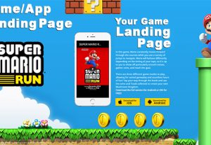 (English) Create Responsive Landing Page For Your Game